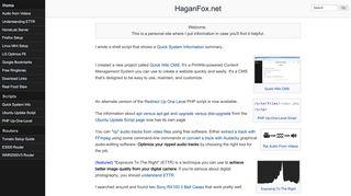 haganfox.net