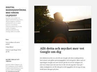 hakanliljeqvist.se