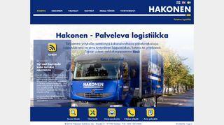 hakonen.fi