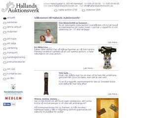 hallandsauktionsverk.se