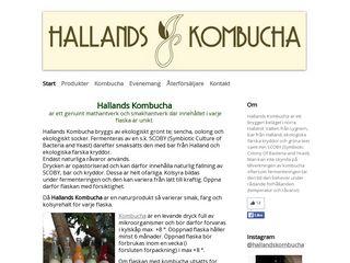 hallandskombucha.se