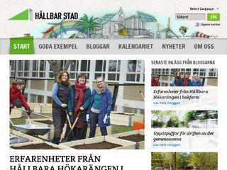 hallbarstad.se