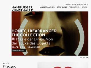 hamburger-kunsthalle.de