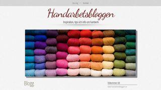 handarbetsbloggen.se