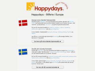 happydays.nu