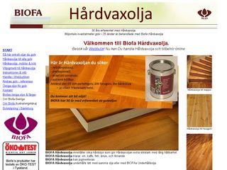 hardvaxolja.se