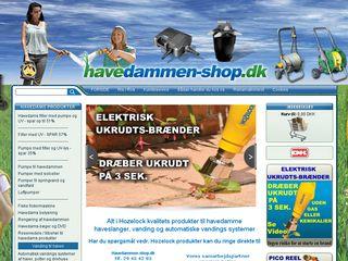 havedammen-shop.dk
