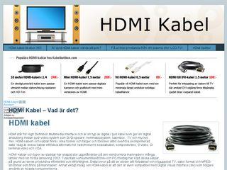 hdmi-kabel.se