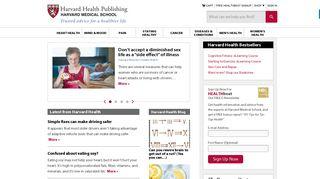 health.harvard.edu