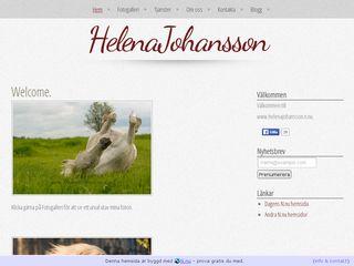 helenajohansson.n.nu