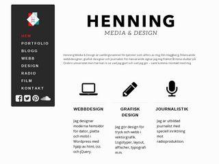 henningmedia.se