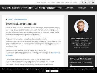 henrik-bondtofte.dk