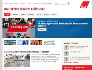 Preview of hessen-thueringen.dgb.de