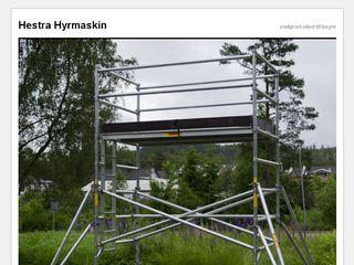 hestrahyrmaskin.se