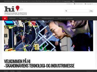 Preview of hi-industri.dk