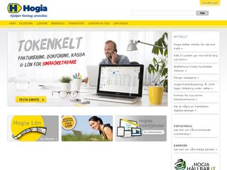 Preview of hogia.se