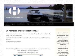 horisonter.se
