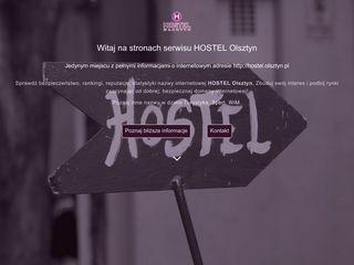 hostel.olsztyn.pl