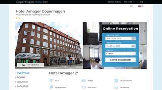 hotel-amager.copenhagen-hotel.net