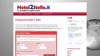 hotel2stelle.it