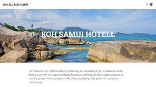 hotelguide-samui.com