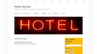 hotels-in-denmark.dk