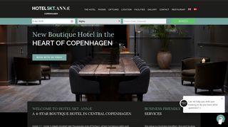 hotelsktannae.dk