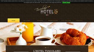 hoteltuscolano.it