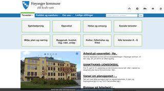 hoyanger.kommune.no