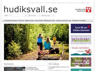 hudiksvall.se