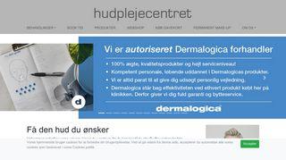 hudplejecentret.dk