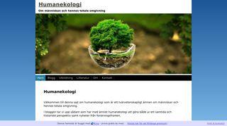 humanekologi.nu