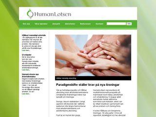 humanlotsen.se