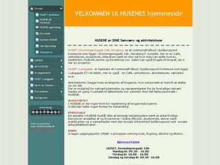 Earlier screenshot of husetinyk.dk