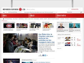 Payer Contravention Montréal >> Ici Radio Canada Ca Domainstats Com