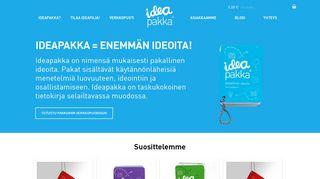 ideapakka.fi