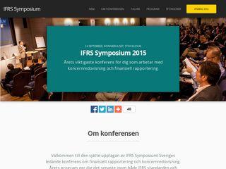 ifrssymposium.se