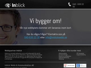 inblickwebb.se