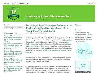 indiskretionehrensache.de