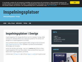 inspelningsplatser.se