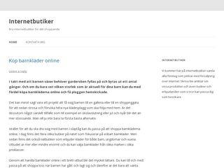 internetbutiker.se