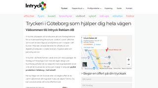 intryck-reklam.se