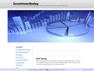 investmentbolag.n.nu