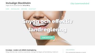 invisalignstockholm.net