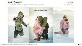isbjornofsweden.com