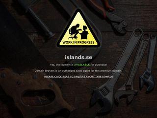islands.se