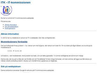itkommissionen.se