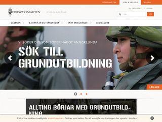 jobb.forsvarsmakten.se