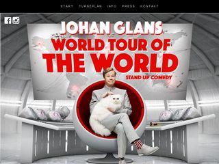 johanglansworldtour.se