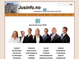 jusinfo.no